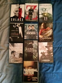 10 awesome movies , Action / Family / Horror /  Psychological drama