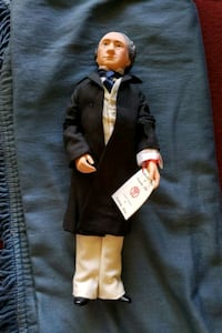 Distinctive dolls of Canada Sir John A MacDonald