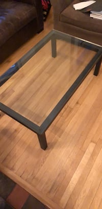 Coffee Table Crate and Barrel Boston, 02118
