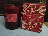 The white barn candle company   spice candle