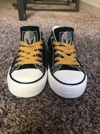 Custom Vegas Golden Knights Shoes Las Vegas, 89119