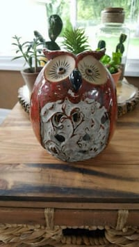 Decorative owl piece candle option St Catharines, L2M
