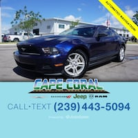 2010 Ford Mustang V6 Cape Coral