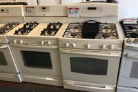 Almond color gas stoves 10% off Reisterstown, 21136