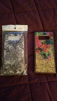 2 Samsung galaxy note 8 phone cases Silver Spring, 20902