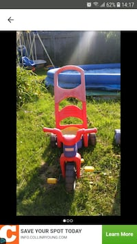 Grow with me trike Pickering, L1W 1K5