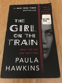 Paperback The Girl On The Train Book Keyport, 07735