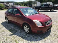 2007 Nissan Sentra Burgundy Sussex, 07461