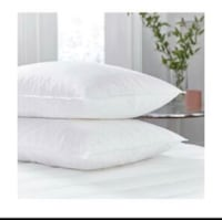 Feather pillows - white X4 London, NW9