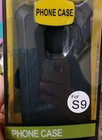 black and yellow Otter Box iPhone case Houston, 77045