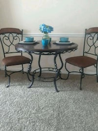 Ashley furniture dinning table & 2 chairs Conyers, 30013