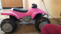 Pink and black ride-on  toy Capitol Heights, 20743