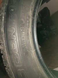Continental tires 235/55R19 Mississauga, L5P