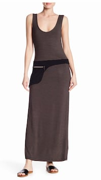 Brand new with tags Philosophy maxi dress with pocket. Surrey, V3S 7M4