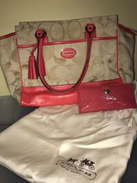 Coach purse and wallet  Goose Creek, 29445