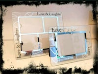 Glass Picture Frames (2)