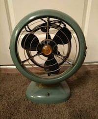 Vintage Vornado desk fan Baltimore, 21217
