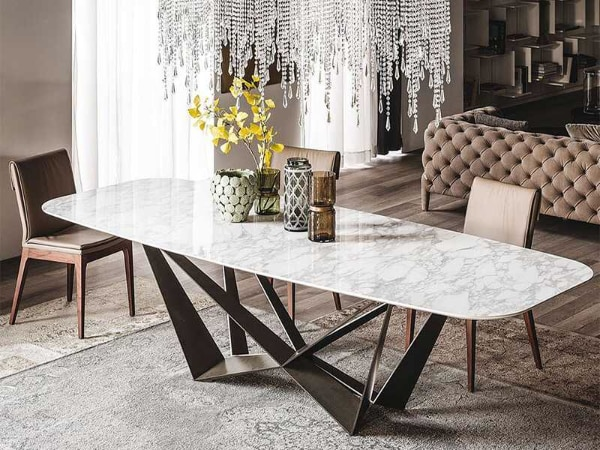 Charmant Used Marble Dining Table W/ 10 Chairs For Sale In McDonough, GA, USA