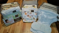Infant washable cloth diapers Maple Ridge, V2X