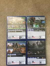 Ps4 Game Bundle Arlington, 22202