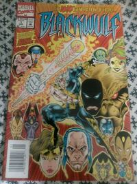 Blackwulf first issue comic Book Glen Burnie, 21060