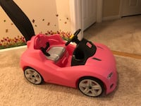 toddler's pink and black ride on toy car Rockville, 20850