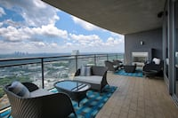 Penthouse For rent 2BR 3BA Atlanta