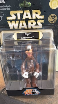 Goofy As Chewbacca Gambrills, 21054