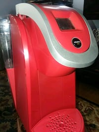 Imperial Red Keurig K250 Coffee Maker 52 km
