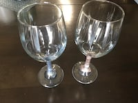 Wine glasses Sherwood Park, T8H 1Y1