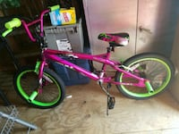 pink and green BMX bike Knoxville, 37922