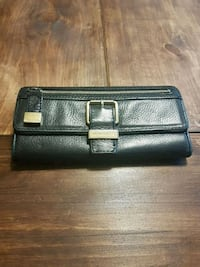Michael Kors black leather wallet Mississauga, L5B 3L3