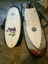 surfboards and carrying cases Virginia Beach, 23453