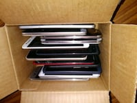 Box of cell phones (13) total Fresno, 93710