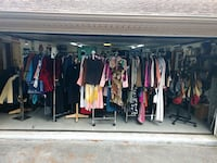 assorted clothes/ approximately 500 pieces/ individual priced Westminster, 21157