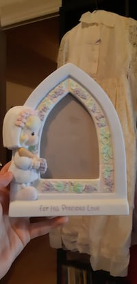 Precious Moments - My First Communion Ceramic Picture Frame Vaughan