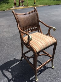 Rattan Bar Stool (Delivery Available ) 911 mi