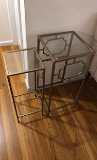 Nesting Side Accent Tables