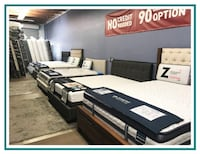 new mattresses, twin, full, king, queen available from Escondido