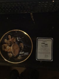 Star Trek Limited Edition Porcelain Collectible Plate Foster, 02825