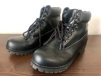 Dexter Waterproof Men's Black Hiking/Work Boots Skid and Oil Resistant Richmond