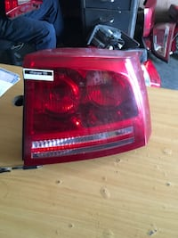 2005 Dodge Charger Tail Light  Los Angeles, 90001