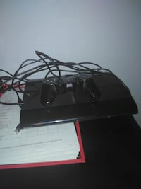 Ps3 500gb 3 charging cords and all the cords McDonough, 30252
