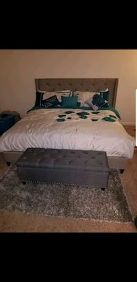 Bed/Rug/Storage Bench  Upper Marlboro, 20774