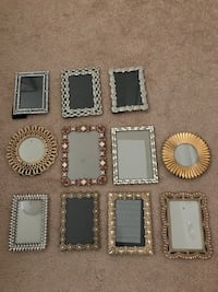 Jeweled/Gold Picture Frames Centreville, 20120