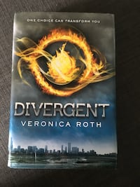 Divergent by Veronica Roth Toronto, M1P 3A6