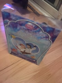 Disney Princess The Little Mermaid Ariel and Eric Wedding Pair Gift Set.   Mississauga