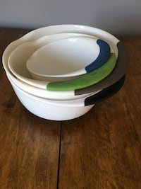 Oxo bowls - 4 sizes
