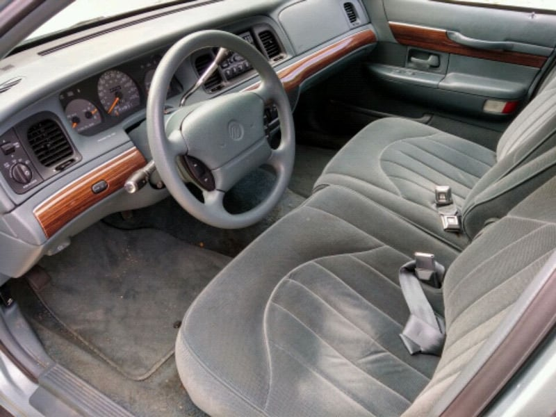 Mercury - Grand Marquis - 1996 2
