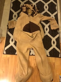 Lion Halloween Costume Size 4-5T Murray, 84123